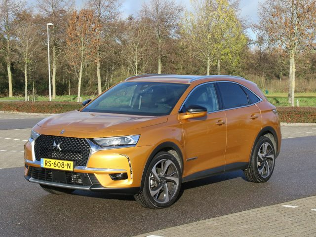 Autotest - DS 7 Crossback