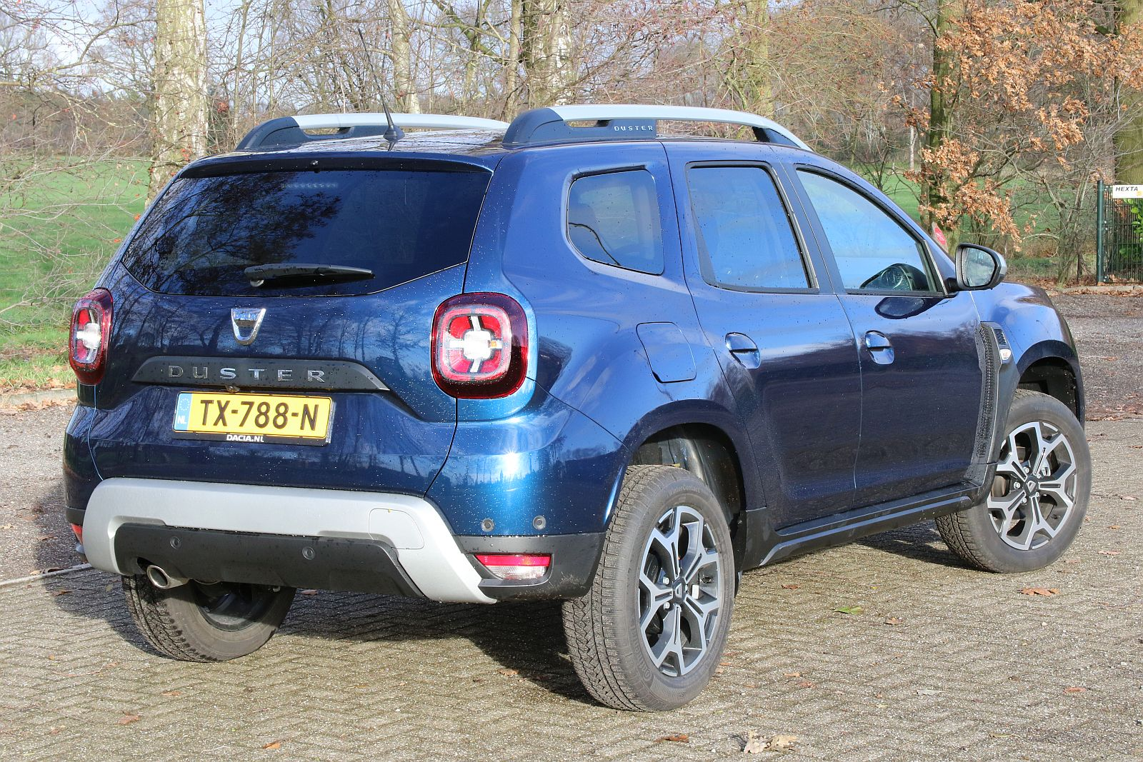 Autotest Dacia Duster