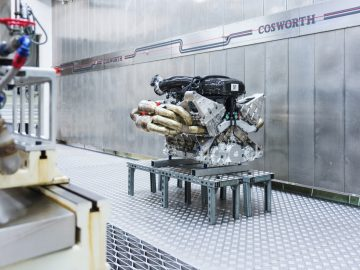 Aston Martin Valkyrie Engine