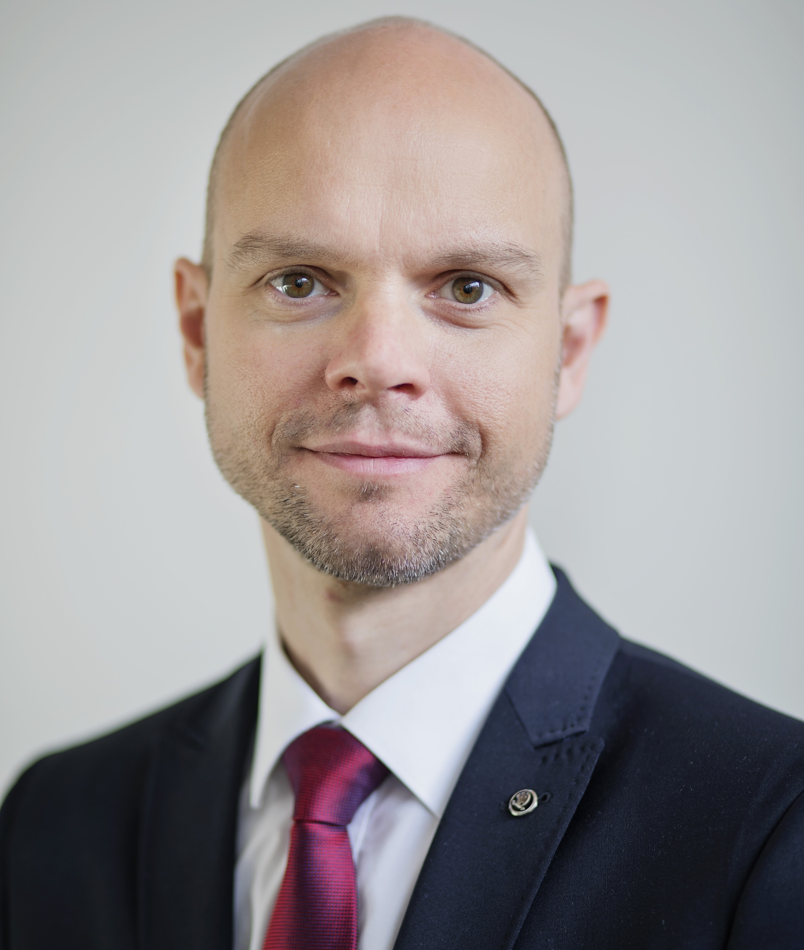 Marc-Andreas Brinkmann is ŠKODA AUTO's new Head of Marketing