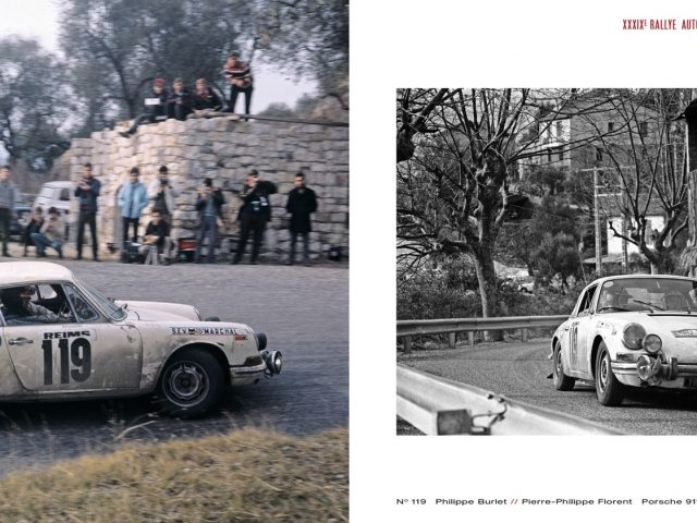 Porsche in the Monte Carlo Rally 1952-1982 (9783871661082)