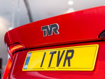 TVR Griffith 2020 - Louwman Exclusive