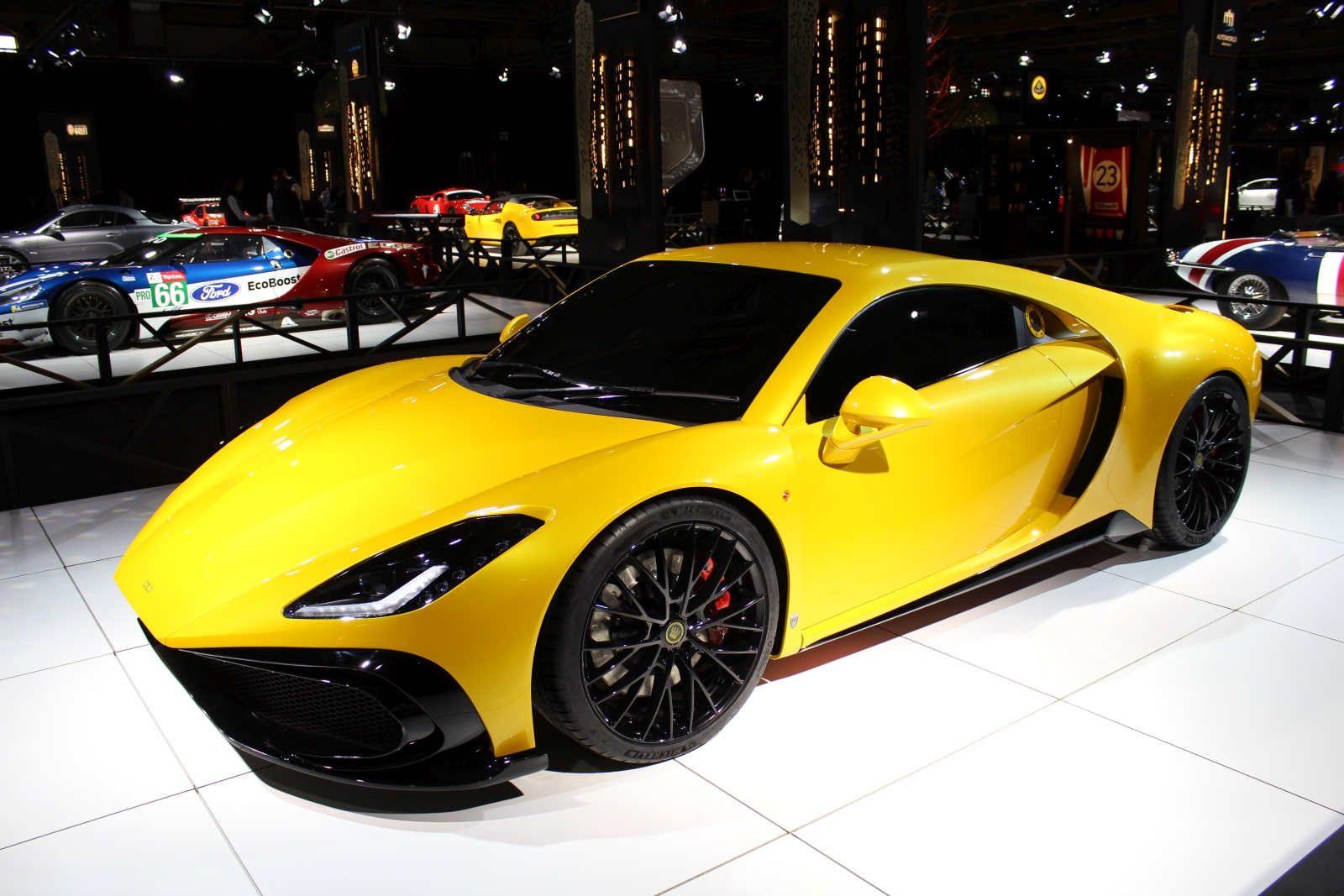 Dream Cars Het Autosalon Brussel 2019 – Fotoverslag AutoRAI.nl