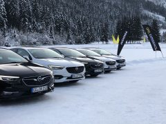 Opel Winter Experience