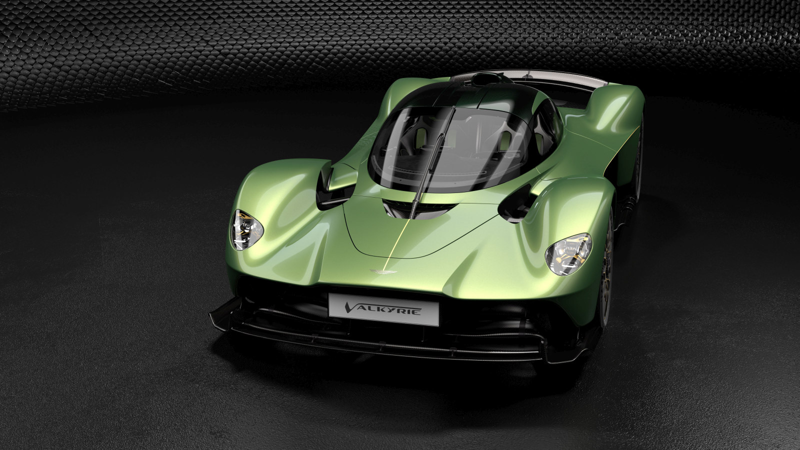 Q by Aston Martin - Designer Specification - MANTIS