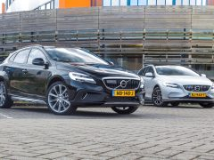 Volvo V40 en Cross Country