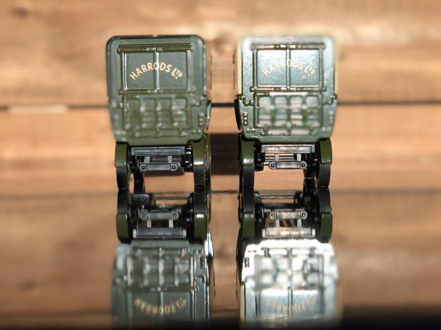 AutoRAI in Miniatuur: Walker Electric Van, Matchbox Models of Yesteryear