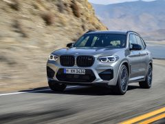 BMW X3 M Competition 2019
