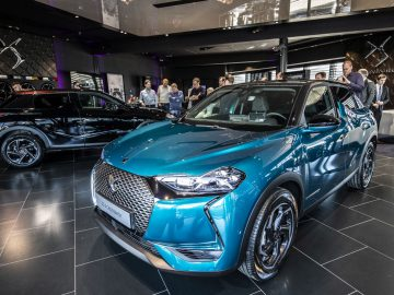 DS 3 Crossback in DS Store Utrecht
