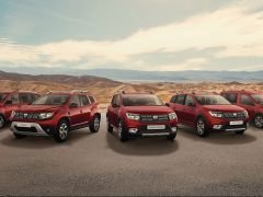 Dacia Serie Limitee Tech Road