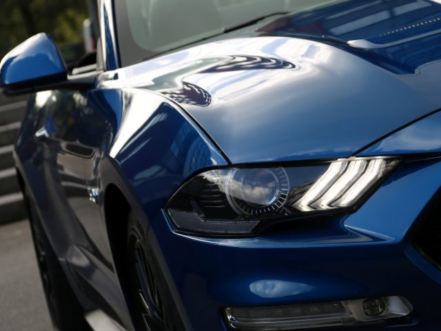 Ford Mustang Convertible GT 5.0 V8