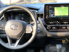 Toyota Corolla (2019) met Toyota Touch Multimedia System