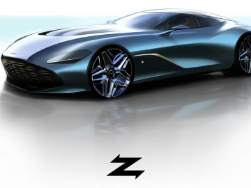 DBZ Centenary Collection - DBS GT Zagato en DB4 GT Zagato Continuation