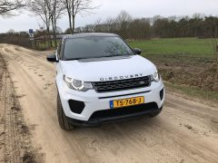Autotest - Land Rover Discovery Sport