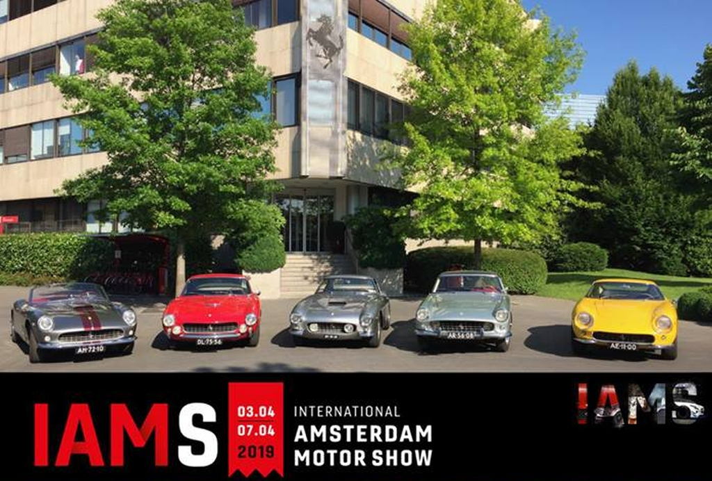 International Amsterdam Motor Show 2019 (IAMS 2019)