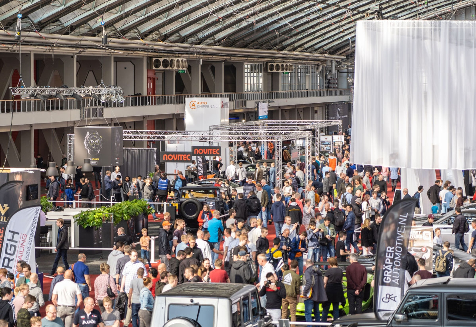 International Amsterdam Motor Show 2019