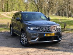 Jeep Grand Cherokee CRD V6 Multijet 2019