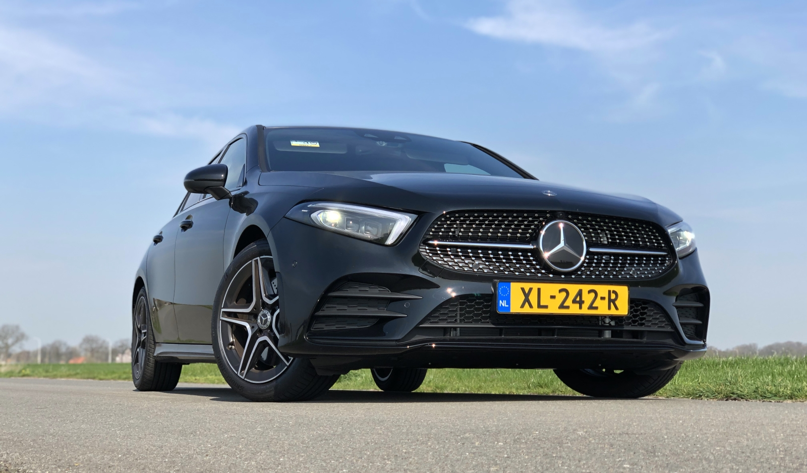 Mercedes-Benz A-Klasse 2019 – Autotest Mercedes-Benz A 250 2019