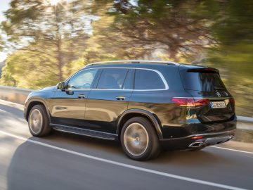 Mercedes-Benz GLS 2019