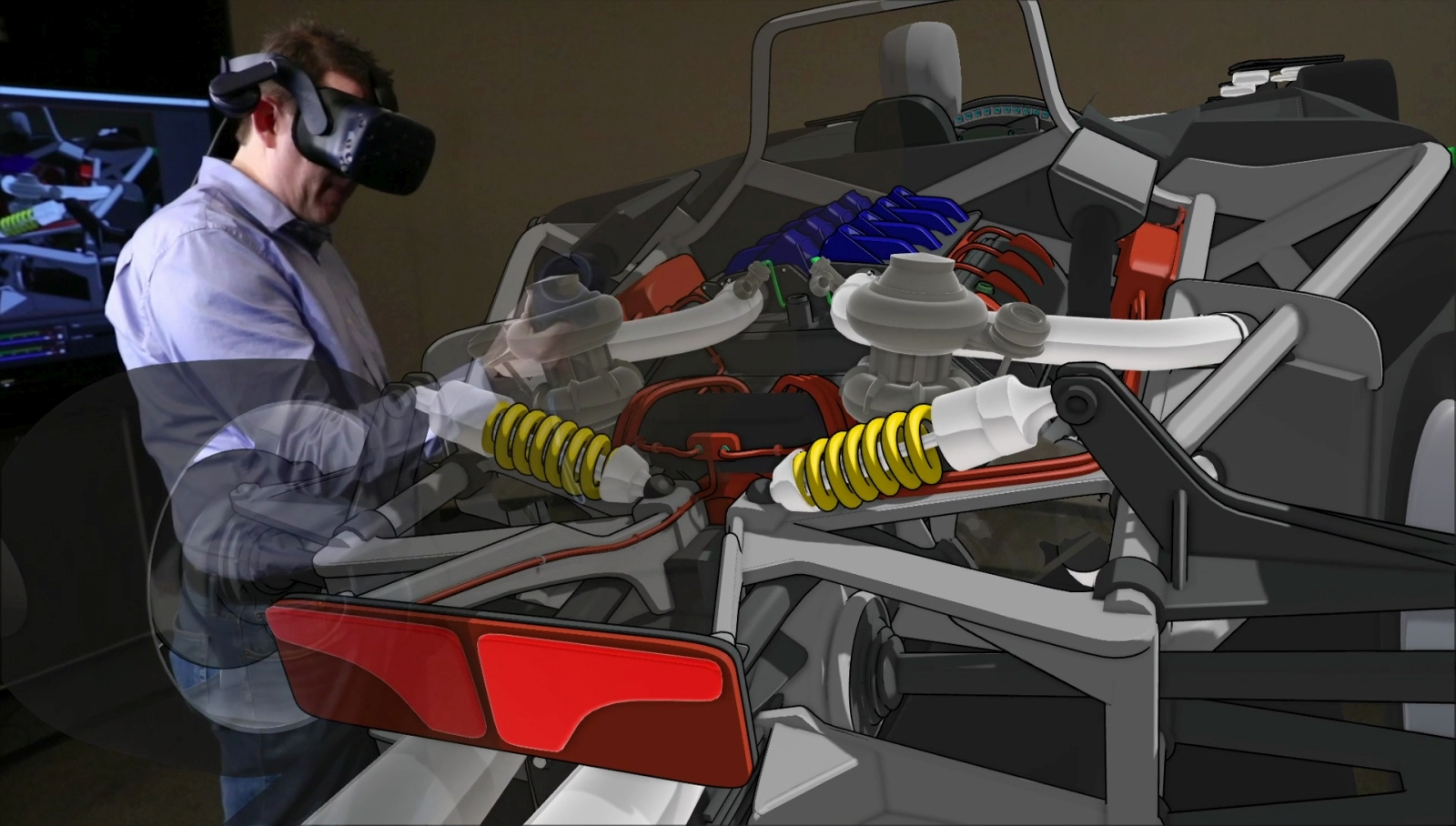 Ford is the first automaker to work with Gravity Sketch – a 3D virtual reality tool that enables designers to come up with more human-centric designs