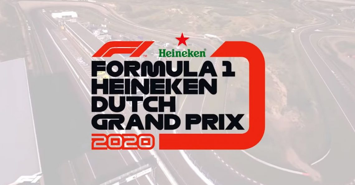 Formula 1 Heineken Dutch Grand Prix