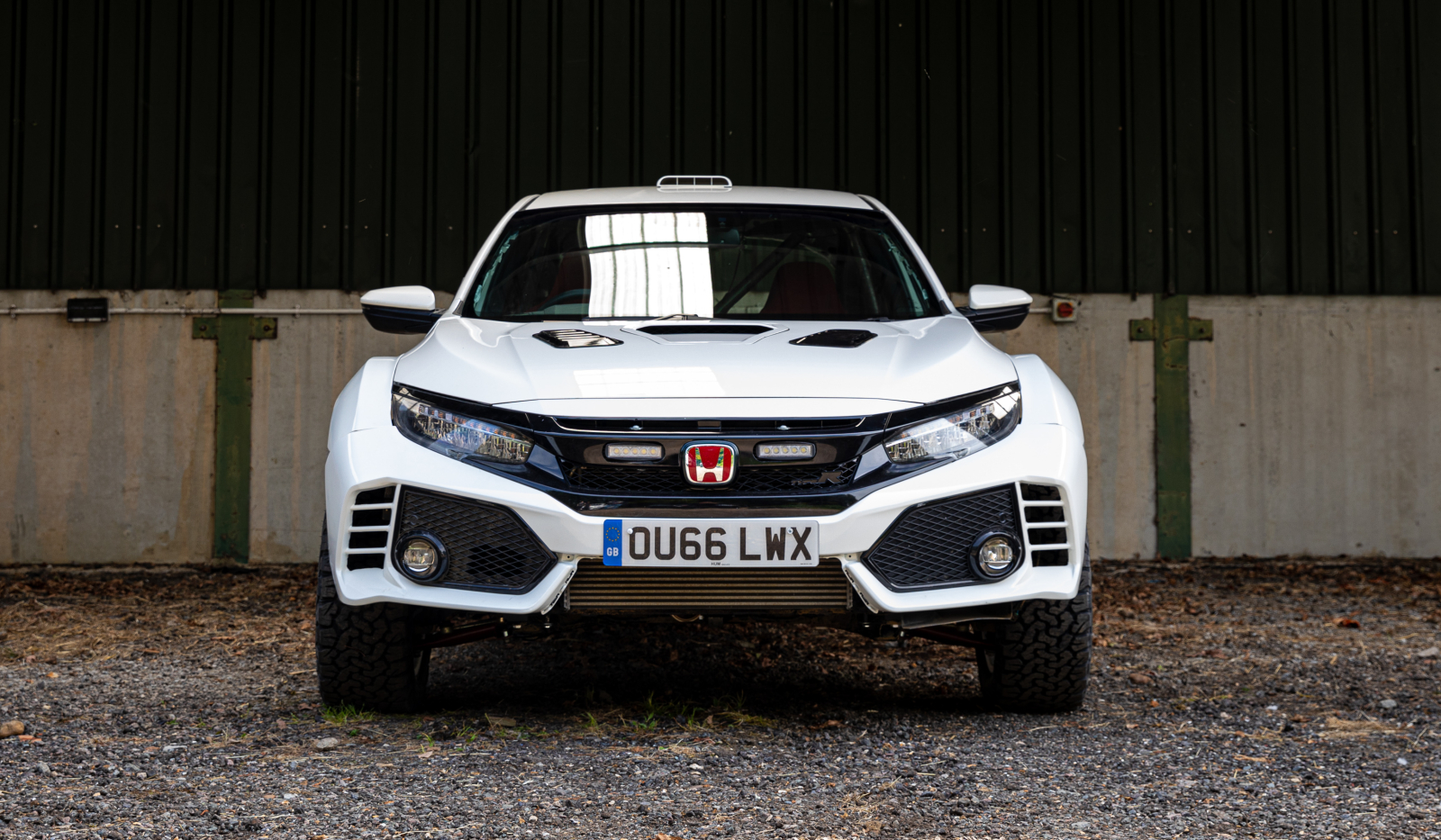 Honda Civic Type oveRland by RHEL