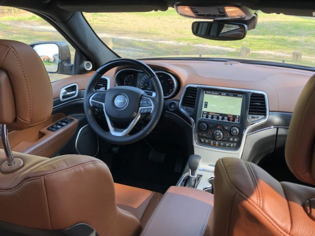 Jeep Grand Cherokee 2019 -Infotainment Review