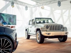 BRUTE Jeep Louwman Exclusive Ansho