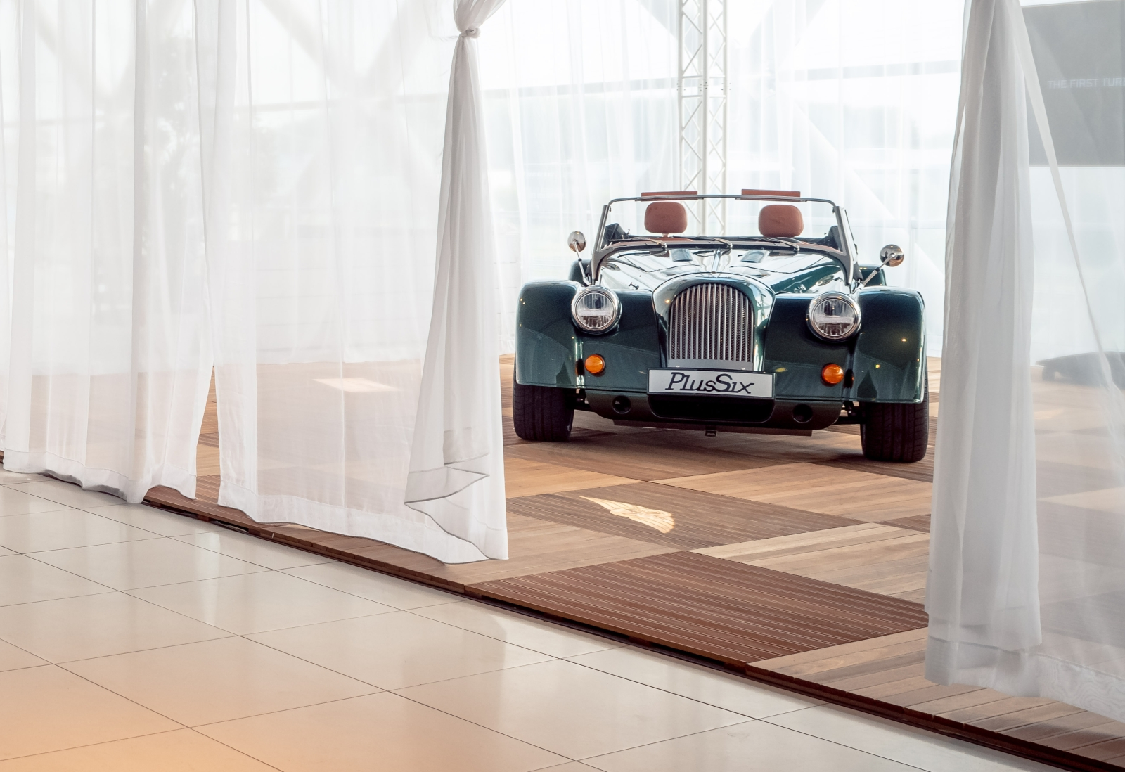 Morgan Plus Six 2019 - Louwman Exclusive - Ansho Fotografie