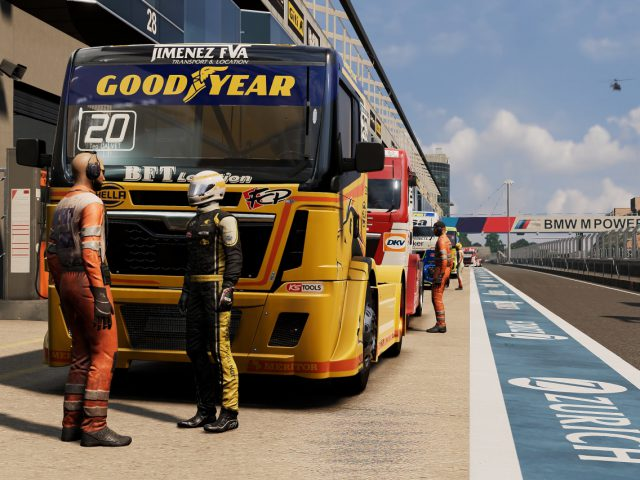 FIA European Truck Racing Championship Review 1
