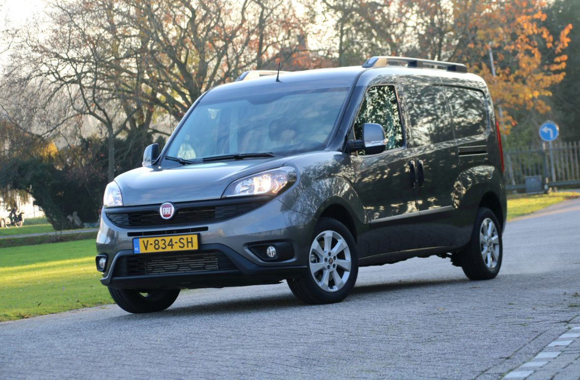 Fiat Doblo Cargo Natural Power