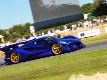 Goodwood Festival of Speed 2019 vanaf de zijlijn