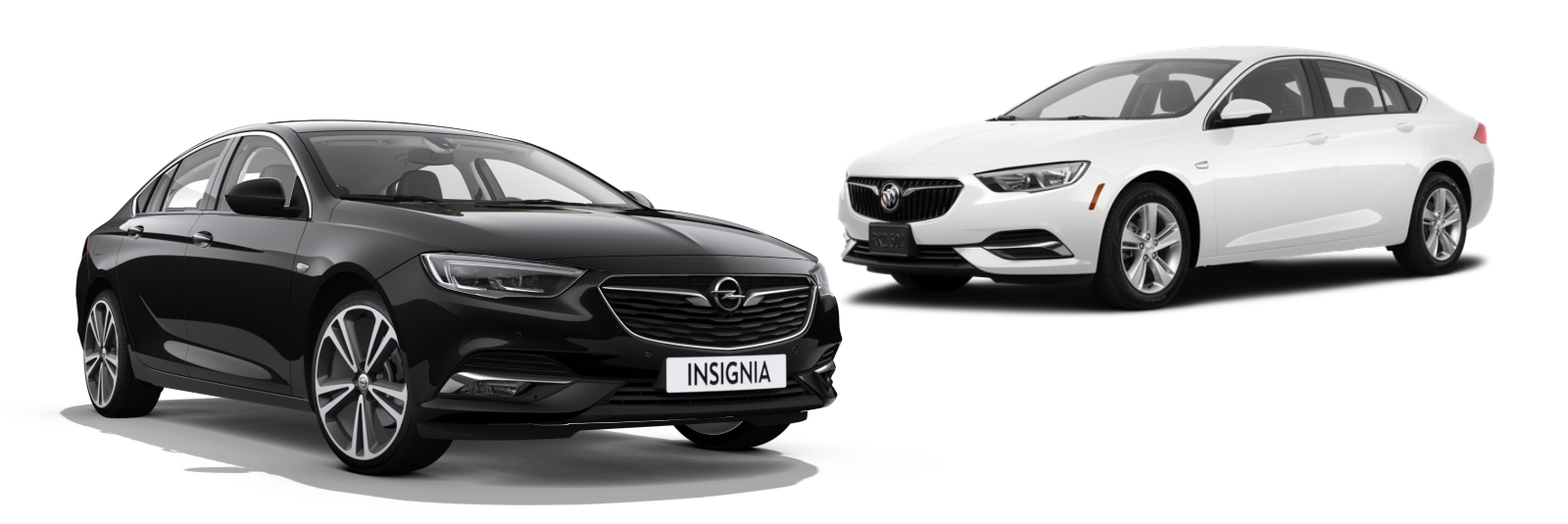 Opel Insignia - Buick Regal