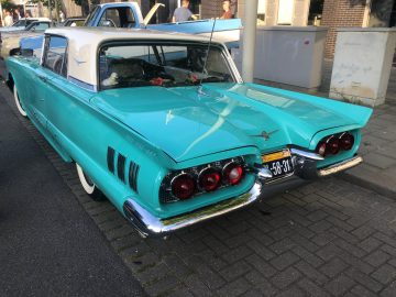 Op en top Amerikaans: Saturday Night Cruise in Den Haag