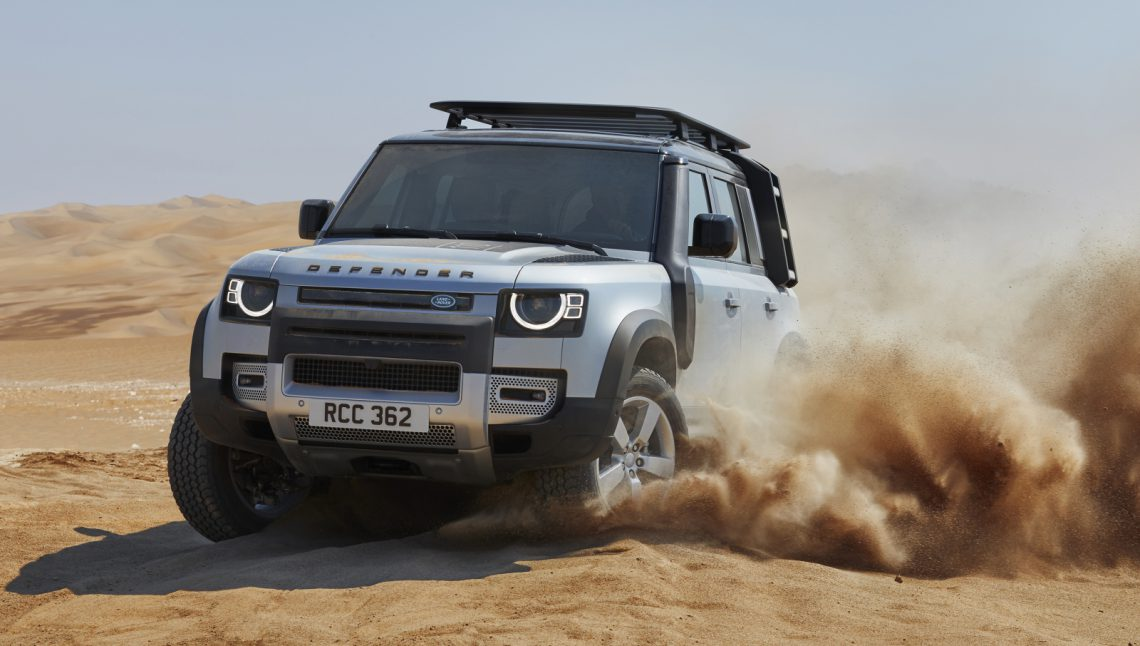 Land Rover Defender 2020