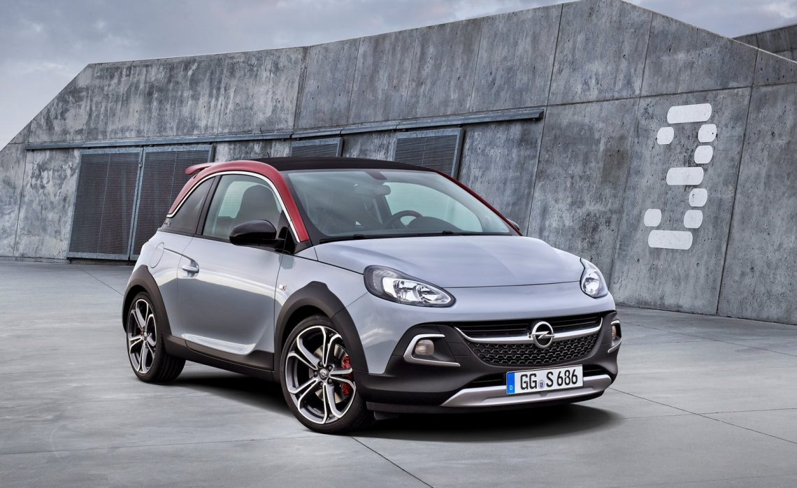 Opel ADAM S ROCKS