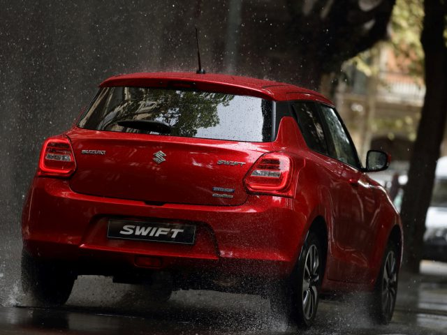 Suzuki Swift AllGrip