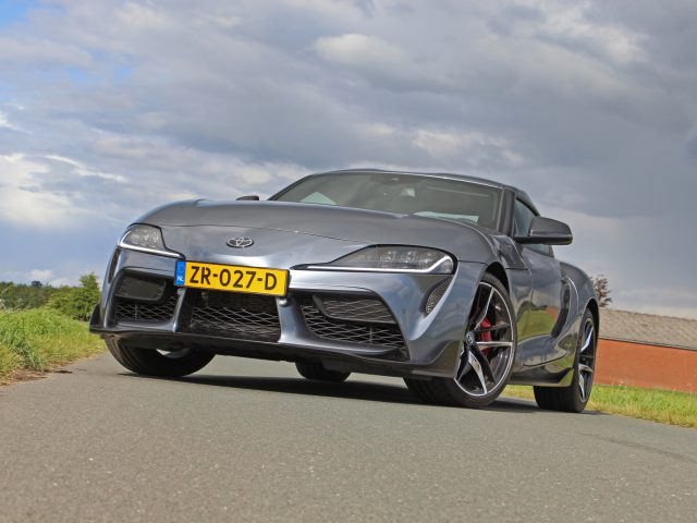 Toyota GR Supra 2019 - Test Review AutoRAI.nl