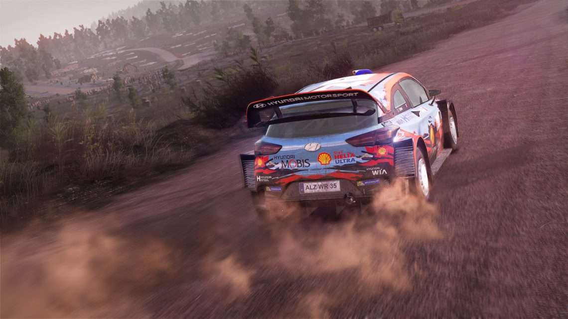 WRC 8 - Gamereview 2019