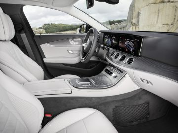 Mercedes-Benz E-Klasse All-Terrain, 2020, Outdoor, Interieur: Leder magmagrau/nevagrau, Line Avantgarde// Mercedes-Benz E-Class All-Terrain, 2020, Outdoor, interior: leather magma Grey/neva grey, Line Avantgarde
