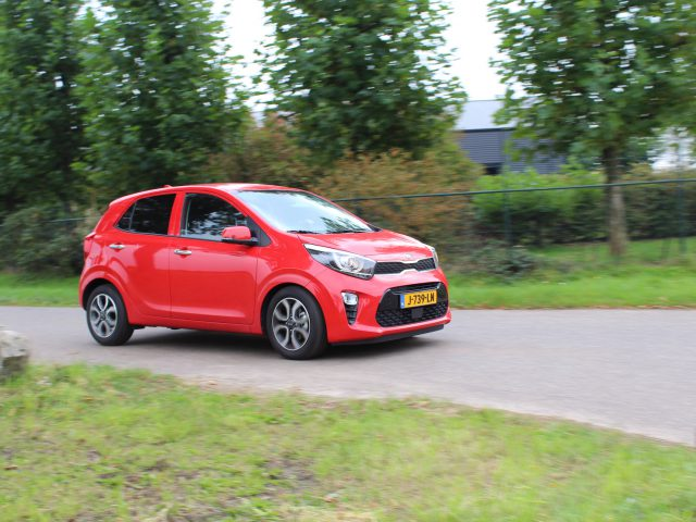 KIA Picanto 1.2 DPI 2020 - Autotest/Review