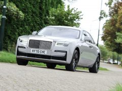 Autotest - Rolls-Royce Ghost (2020)