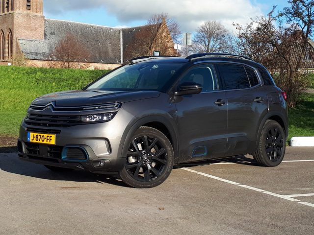 Autotest - Citroën C5 Aircross Plug-in Hybrid 225