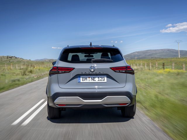 From June 1st, 2021, European media will have the opportunity to take the latest generation of Nissan's pioneering crossover on its first test drive on European roads.