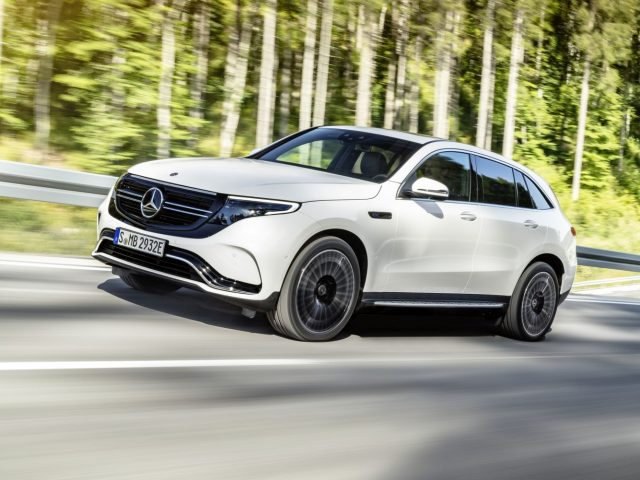 2019 Mercedes-Benz EQC