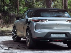DS 3 Crossback e-Tense 2020
